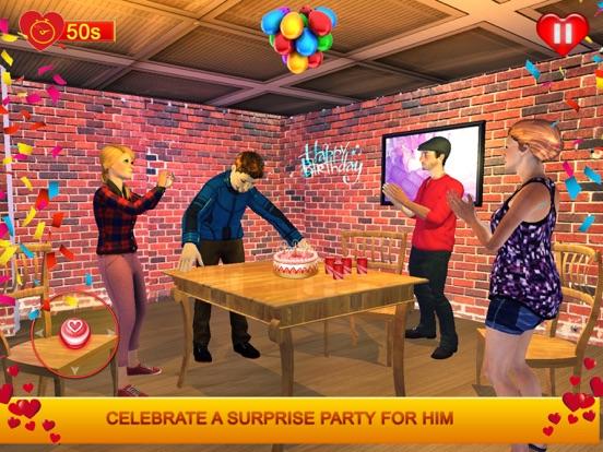 Virtual Romance Sim: Love City screenshot 5
