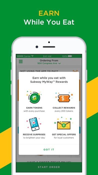 download SUBWAY® apps 6