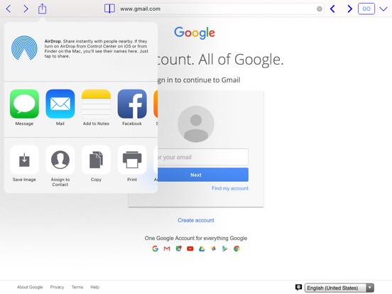 Dual Web Browser X2 Screenshots