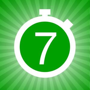 Tabla de 7 Minutos 7 Minute app