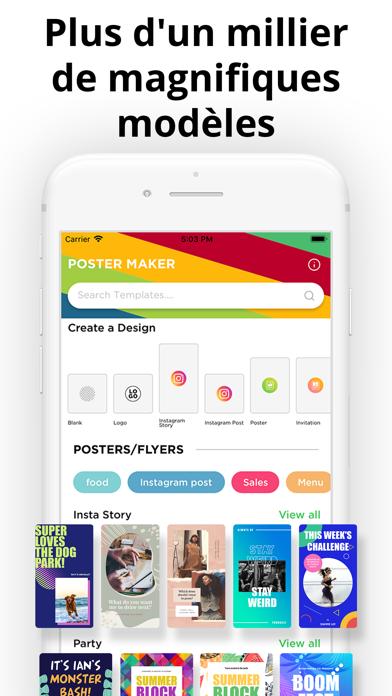 messages.download Création d'Affiches et Posters software