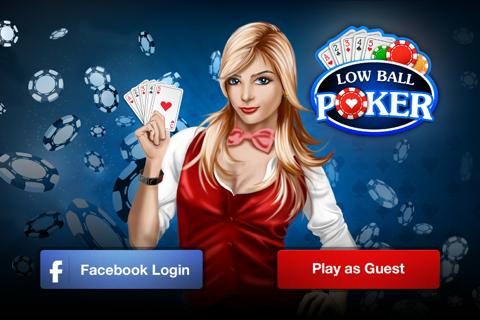 Lowball Poker - náhled