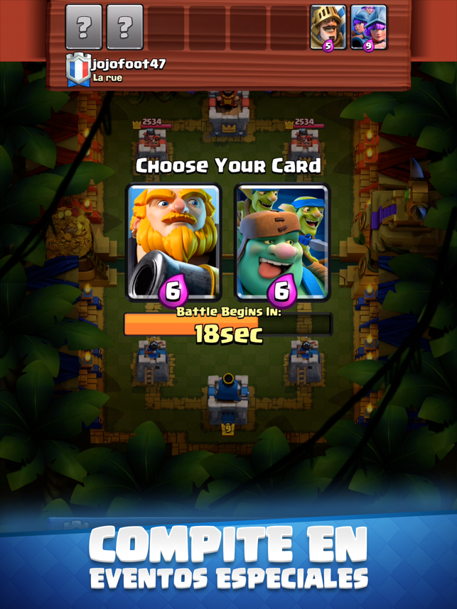 ‎Clash Royale Screenshot