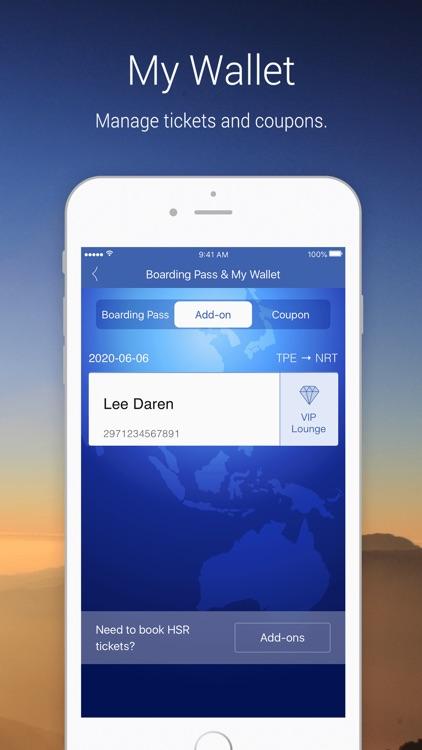 China Airlines App screenshot-4