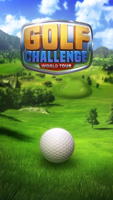 最新スマホゲームのゴルフチャレンジ-ワールドツアーが配信開始!