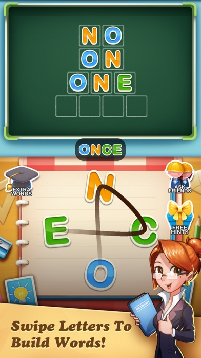 Word Doctor - Connect Letters screenshot one