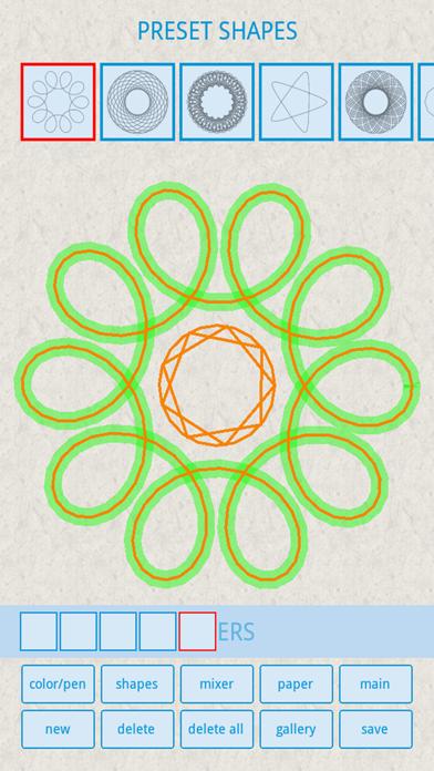 spiral mixer screenshot four
