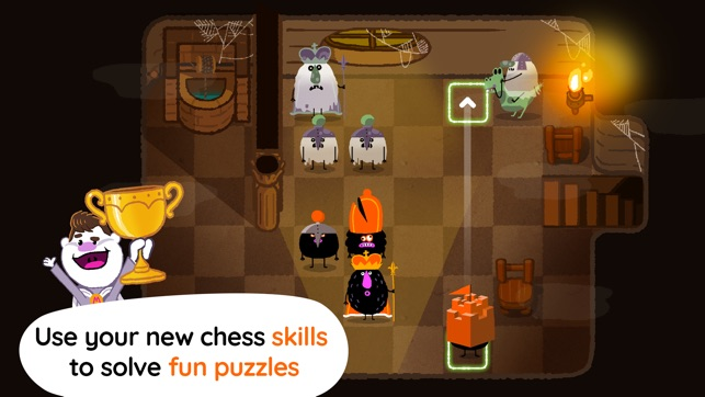 Magnus Kingdom of Chess Screenshot