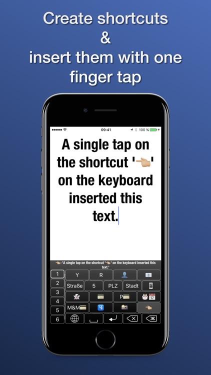 Shortcut Abbreviation Keyboard screenshot-4