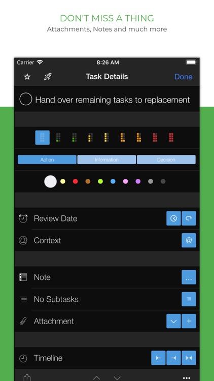 Taskfabric Cloud Projects screenshot-5