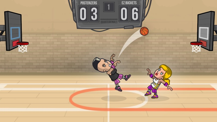 Basketball Battle: Streetball screenshot-3