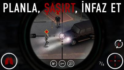 Hitman Sniper iphone ekran görüntüleri