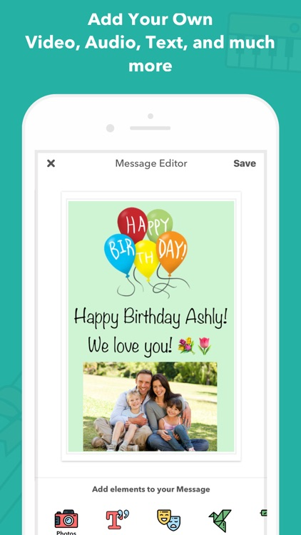 CardSnacks: ecards, greetings screenshot-4
