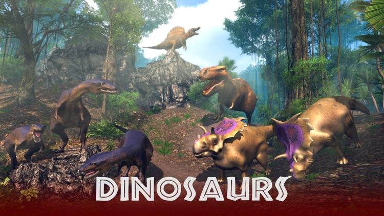 VR Jurassic - Dino Park World screenshot-7