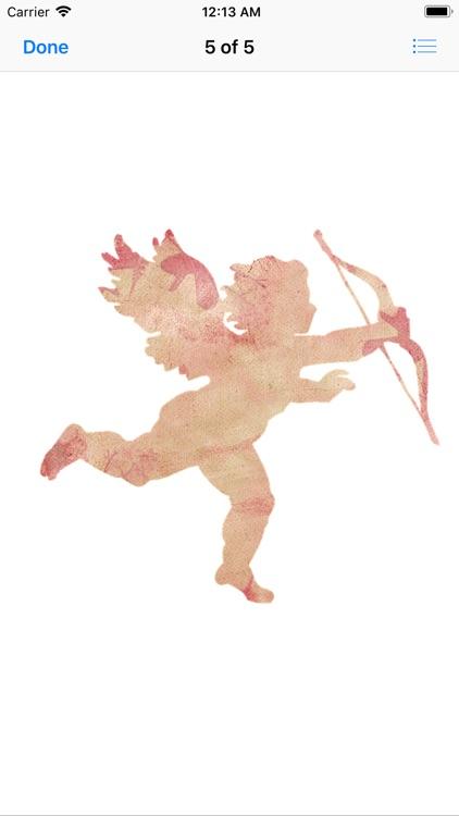 Cupid Stickers screenshot-5