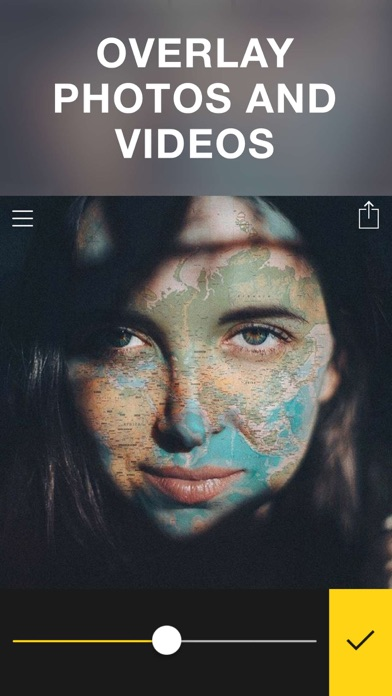 Fused: Overlay Photo And Video Screenshot