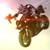 Rooftop Biker - iPhoneアプリ
