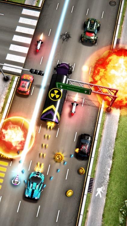 Chaos Road - Combat Racing screenshot-0