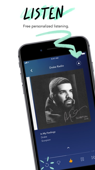 Pandora - Streaming Music Screenshots