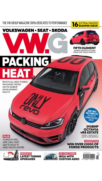 VWG Magazine screenshot 3