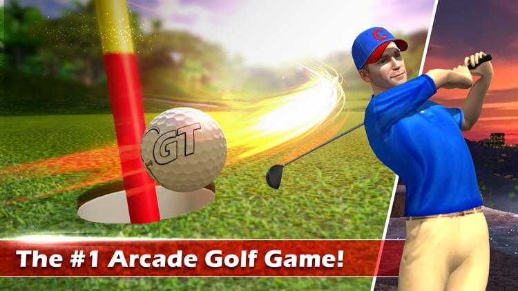Golden Tee Golf: Online Games screenshot-0