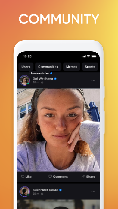 Taimi: LGBTQ+ Dating, Chat Screenshot