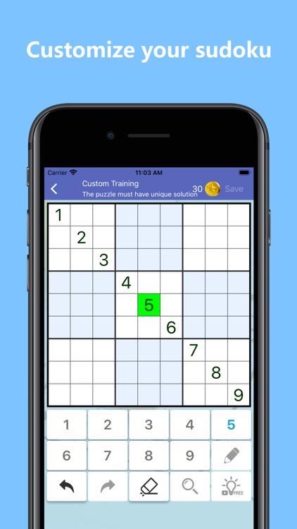 Sudoku - Logic puzzle game screenshot-3