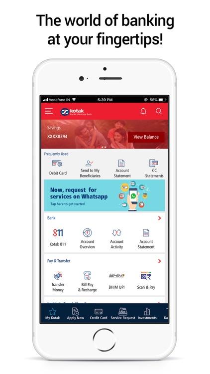 Kotak - 811 & Mobile Banking