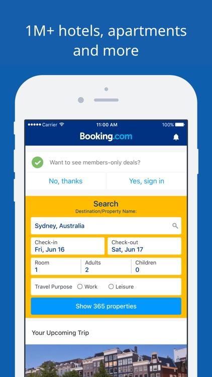 Booking.com Travel Deals screenshot-4