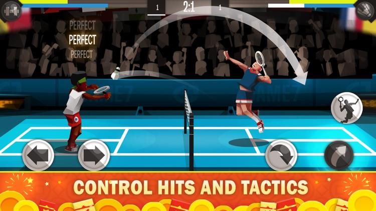 Badminton League screenshot-0