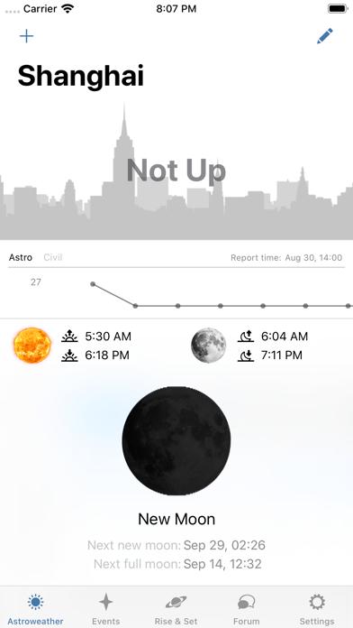 Astroweather - astronomy toolsのおすすめ画像3