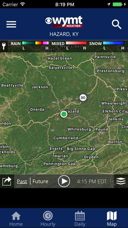 WYMT Radar screenshot-3