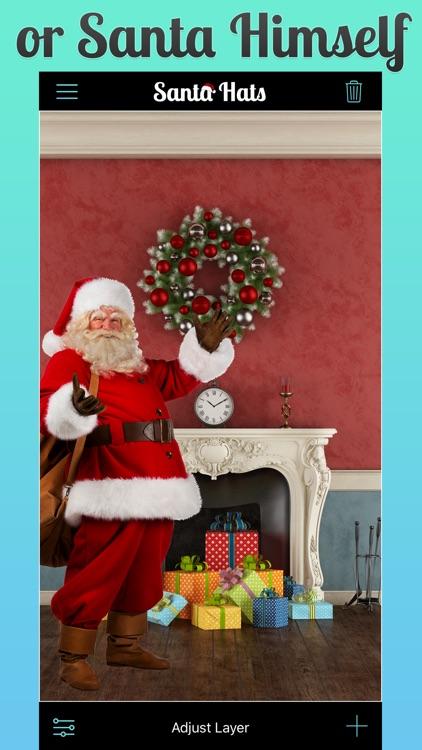 Santa Hats 2 screenshot-3