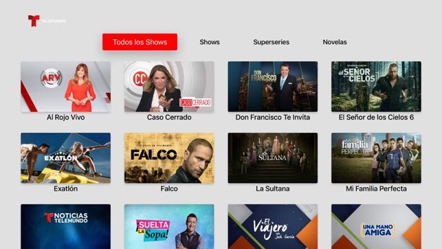 Telemundo Activate Fire Tv