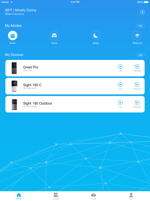 Zmodo by EP Technology Corporation (iOS, United Kingdom