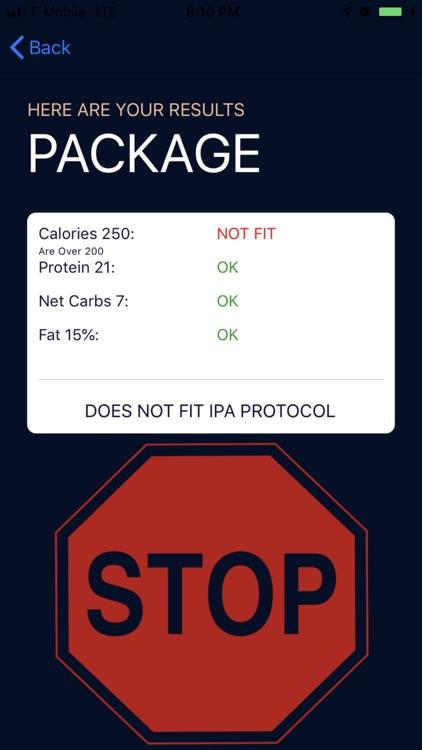 IPA Calc screenshot-4