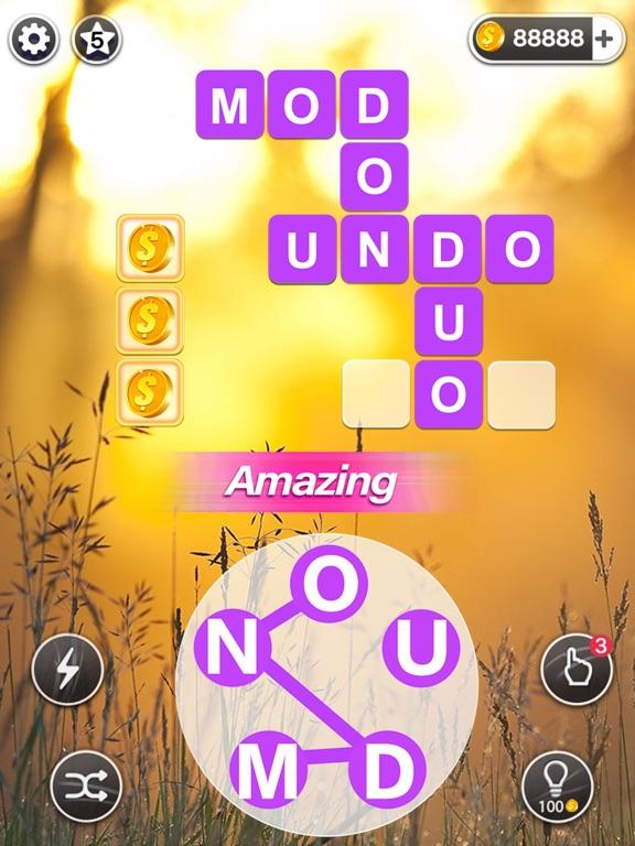 Word Calm -crossword puzzle screenshot 7