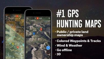 onX Hunt: #1 GPS Hunting Map