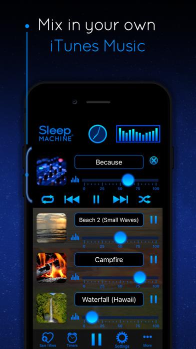 Sleep Machineのおすすめ画像7