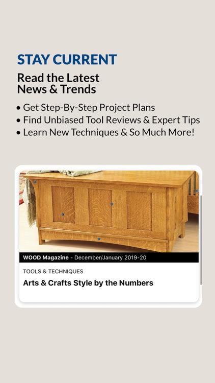Wood Magazine screenshot-3