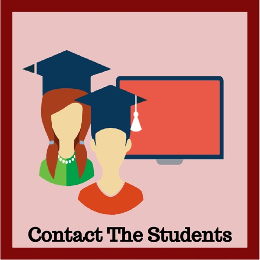 Contact The Students icon