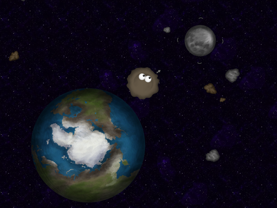 Screenshot from Tasty Planet HD