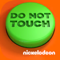 App Icon for Do Not Touch (by Nickelodeon) App in New Zealand IOS App Store