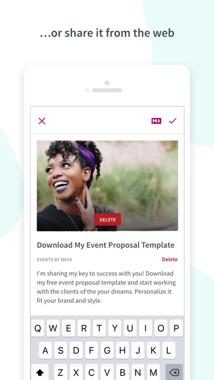 Curate: Simple Email Marketing screenshot-4