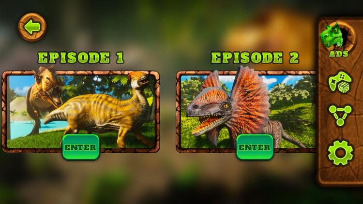 VR Jurassic - Dino Park World screenshot-6
