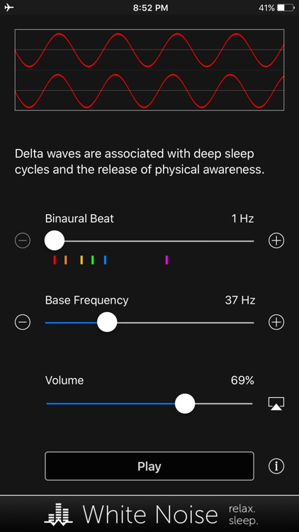 Binaural Beats Generator + screenshot-0