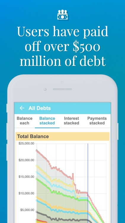 Debt Payoff Planner & Tracker screenshot-5