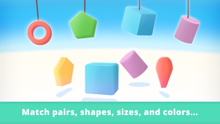 Puzzle Shapes: For Toddlers 2+ screenshot-4