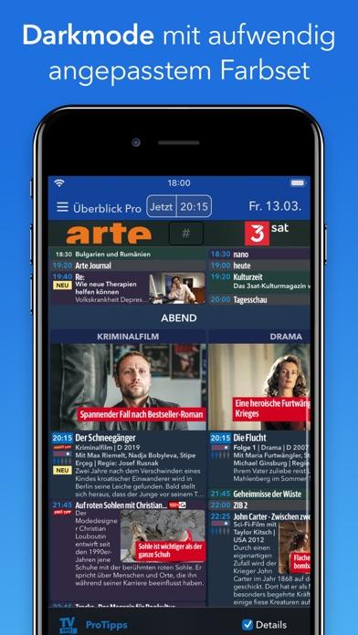 Screenshot #2 pour TV Programm TV Pro