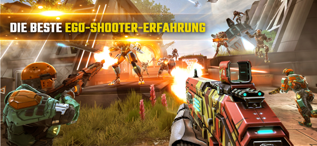 ‎Shadowgun Legends: Online FPS Screenshot